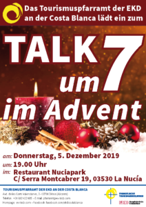 Talk um 7 im Advent