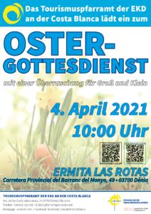 Gottesdienst Ostern 2021